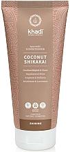 Perfumería y cosmética Acondicionador natural con aceite de coco - Khadi Kokos Shikakai Conditioner