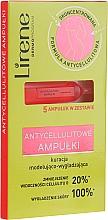Perfumería y cosmética Ampollas corporales reductoras - Lirene