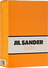 Perfumería y cosmética Jil Sander Sun - Set (edt/75ml + gel.ducha/75ml)