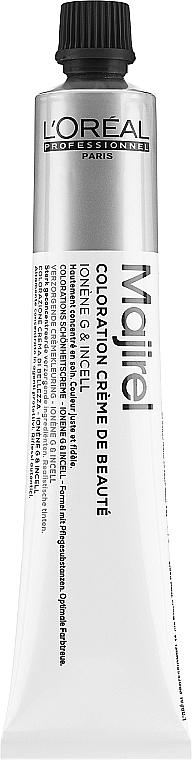 Tinte en crema para cabello - L'Oreal Professionnel Majirel/Majicontrast (sin oxidante incluido) — imagen N2