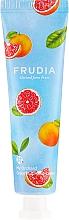 Perfumería y cosmética Crema de manos con extracto de pomelo - Frudia My Orchard Grapefruit Hand Cream