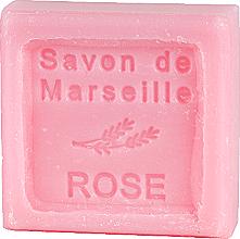 Perfumería y cosmética Jabón artesanal con aroma a rosa - Le Chatelard 1802 Soap Savon De Marseille Rose