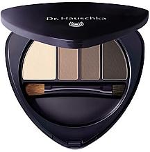 Perfumería y cosmética Paleta de sombras de ojos y cejas - Dr Hauschka Eye & Brow Palette