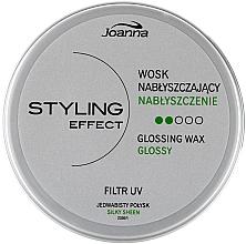 Perfumería y cosmética Cera para cabello con efecto brillo - Joanna Styling Effect Glossing Wax