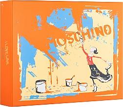 Perfumería y cosmética Moschino I Love Love - Set (eau de toilette/50ml + loción corporal/100ml + gel de ducha y baño/100ml)