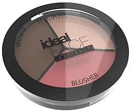 Perfumería y cosmética Paleta contorno facial - Ingrid Cosmetics Ideal Face Foundation
