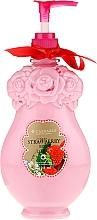 Perfumería y cosmética Bálsamo corporal con manteca de karité, aceite de jojoba y vitamina E - Cassardi Strawberry Body Balm
