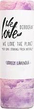 Perfumería y cosmética Desodorante stick de lavanda - We Love The Planet Lovely Lavender Deodorant