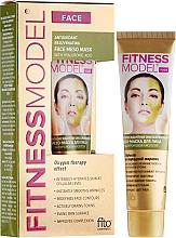 Perfumería y cosmética Meso-mascarilla facial con ácido hialurónico - Fito Cosmetic fitness model