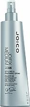 Perfumería y cosmética Laca para acabado de cabello de fijación media 6 con biopéptidos - Joico Style and Finish JoiFix Medium-Hold 6