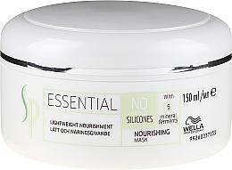 Perfumería y cosmética Mascarilla capilar con manteca de karité - Wella SP Essential Nourishing Mask