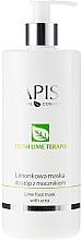 Perfumería y cosmética Mascarilla para pies con urea, hierba de limón y bambú - APIS Professional Fresh Lime Terapis Lime Foot Mask With Urea