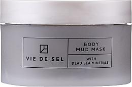 Perfumería y cosmética Mascarilla corporal de barro con minerales del Mar Muerto - Vie De Sel Body Mud Mask