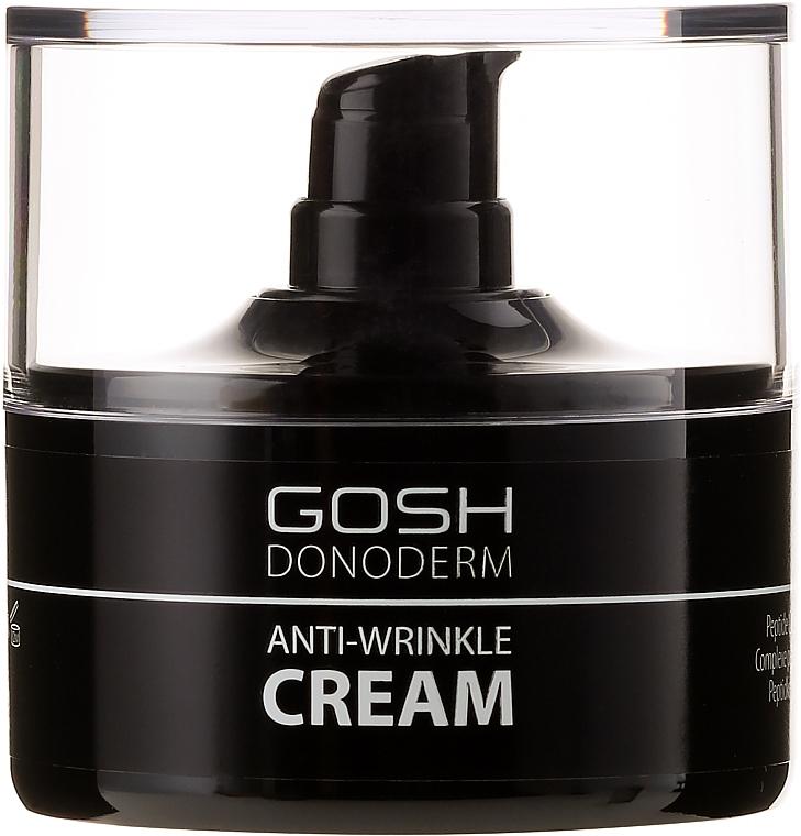 Crema facial antiedad con complejo peptídico y vitamina E - Gosh Donoderm Anti Wrinkle Cream Prestige — imagen N2