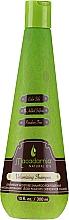 Perfumería y cosmética Champú hidratante ligero con aceite de macadamia - Macadamia Natural Oil Volumizing Shampoo