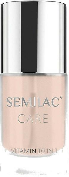 Endurecedor de uñas 10en1 - Semilac Vitamin 10 in 1