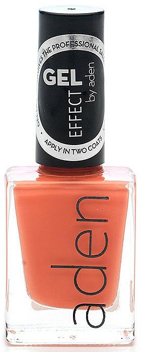 Esmalte de uñas con efecto gel - Aden Cosmetics Gel Effect Nail Polish