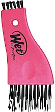 Perfumería y cosmética Limpiador de cepillos de doble extremo, rosa - Wet Brush Sweep Cleaner Punchy Pink