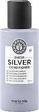 Perfumería y cosmética Acondicionador desenredante con extracto de mora - Maria Nila Sheer Silver Conditioner