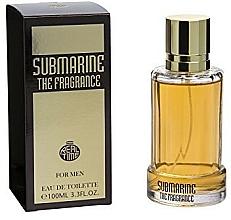 Perfumería y cosmética Real Time Submarine the Fragrance - Eau de toilette