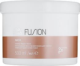 Perfumería y cosmética Mascarilla capilar intensiva con aminoácidos y seda de araña - Wella Professionals Fusion Intense Repair Mask