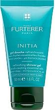 Perfumería y cosmética Gel de ducha refrescante para cabello y cuerpo con aceites esenciales cítricos - Rene Furterer Initia Refreshing Shower Gel Body & Hair