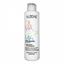 Perfumería y cosmética Champú reparador con aceite de macadamia - H.Zone Oil Macadamia
