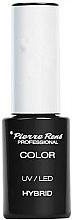 Perfumería y cosmética Esmalte de uñas híbrido, UV/LED - Pierre Rene Hybrid Color Polish