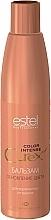 Perfumería y cosmética Acondicionador protector del color con queratina y aceite de melocotón - Estel Professional Curex Color Intense