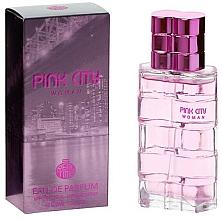 Perfumería y cosmética Real Time Pink City - Eau de parfum