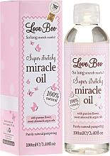 Perfumería y cosmética Aceite esencial 100% natural de argán & almendra dulce - Love Boo Mummy Miracle Oil