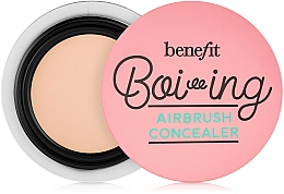 Perfumería y cosmética Corrector facial transparente - Benefit Boi-Ing Airbrush Concealer