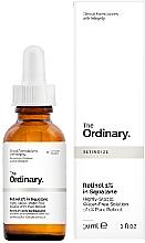 Perfumería y cosmética Sérum facial con 1% retinol en escualano sin agua - The Ordinary Retinol 1% in Squalane