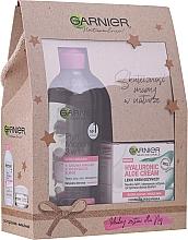 Perfumería y cosmética Set facial (crema/50ml + agua micelar/400ml) - Garnier