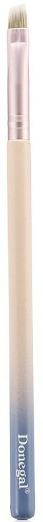 Pincel biselado para cejas con cerdas sintéticas, 4066 - Donegal Jungle — imagen N1