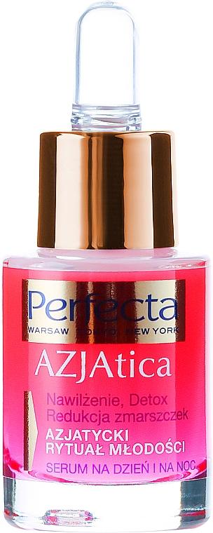 Sérum facial con extractos de centella asiática & ciruela kakadu - Perfecta Azjatica Day & Night Serum — imagen N3
