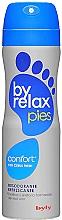 Perfumería y cosmética Desodorante para pies refrescante con aroma fresco cítrico - Byly Byrelax Comfort With Citrus Fresh Feet Deo Spray