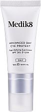 Perfumería y cosmética Crema contorno de ojos de día antiedad con cafeina y extracto de moringa - Medik8 Advanced Day Eye Protect