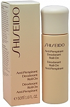 Desodorante roll-on antitranspirante - Shiseido Anti-Perspirant Deodorant Roll-On  — imagen N2