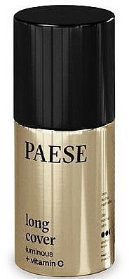 Base de maquillaje con vitamina C - Paese Long Cover Luminous