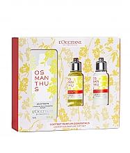 Perfumería y cosmética Loccitane Osmanthus - Set (eau de toilette/75ml+gel de ducha/75ml+leche corporal/75ml)
