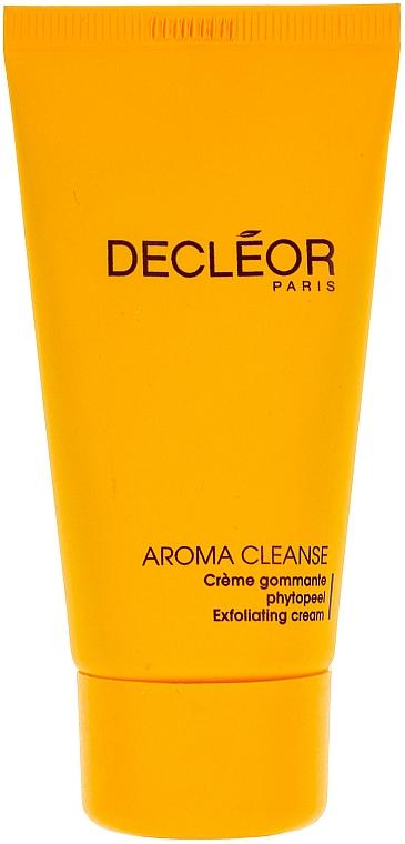 Crema facial exfoliante con aceite de lavanda y limón - Decleor Phytopeel — imagen N1