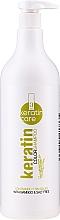Perfumería y cosmética Champú fortalecedor con queratina & extracto de bambú - Alexandre Cosmetics Keratin Care Keratin Color Shampoo