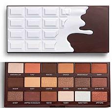 Perfumería y cosmética Paleta sombra de ojos - I Heart Revolution Chocolate Eyeshadow Palette Chocolate Smores