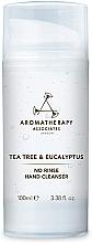 Perfumería y cosmética Gel de manos limpiador con aceite de árbol de té, eucalipto y pino, sin enjuague - Aromatherapy Associates No Rinse Hand Cleanser
