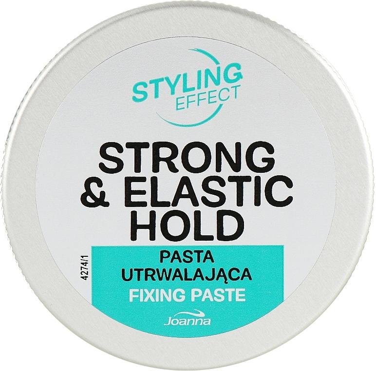 Pasta moldeadora de fijación fuerte con manteca de karité - Joanna Styling Effect Strong & Elastic Hold Fixing Paste