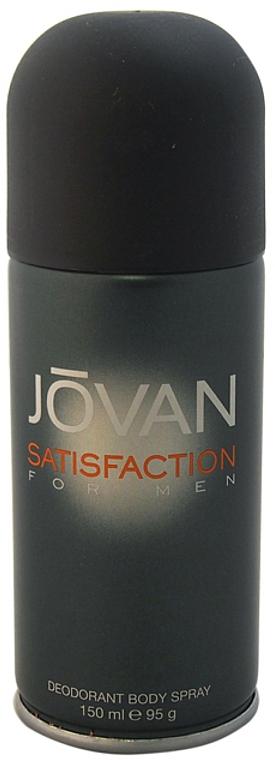 Jovan Satisfaction For Men - Desodorante spray