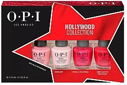 Perfumería y cosmética O.P.I. Hollywood Collection Nail Lacquer S - Set esmaltes de uñas (esmalte/4x3.75ml)