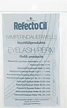 Perfumería y cosmética Rodillos para rizado permanente de pestañas S, 36uds. (recambio) - RefectoCil
