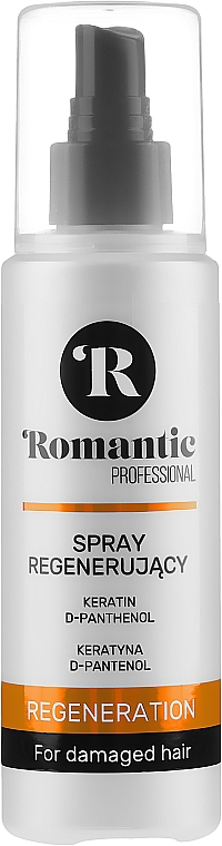 Spray reparador de cabello dañado - Romantic Professional